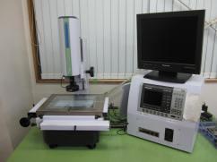 画像測定顕微鏡
