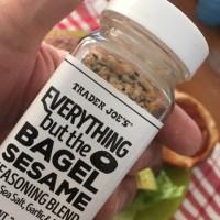 """トレジョーのフリカケ〜""""Trader Joe's Everything but the Bagel Sesame Seasoning"""""""