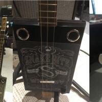 おっさんのシガーボックスギター