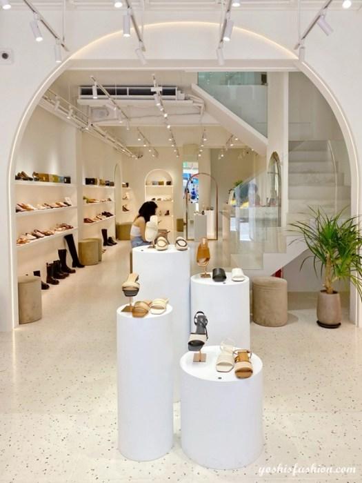 D+AF南西店一樓為主要的展示空間