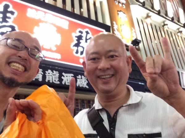 yoshiyuki w burudeath-san