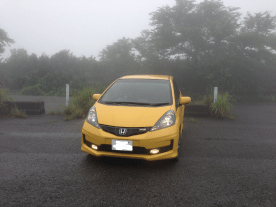 FIT RS/GE8 @子授け地蔵