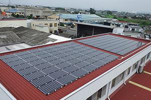 事例-太陽光発電・省エネ設備 アーカイブ - ヨシダ電気工事