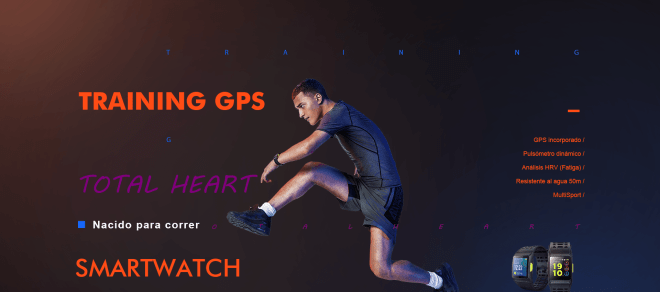 Leotec Training GPS Total Heart