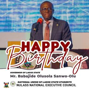 Read more about the article NULASS hail Gov Sanwo-Olu at 56