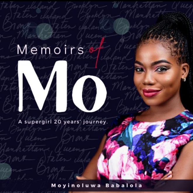 21-year-old lady launches book on life experiences
