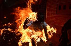 Read more about the article 20-year-old Kano man sets self ablaze over NECO fees