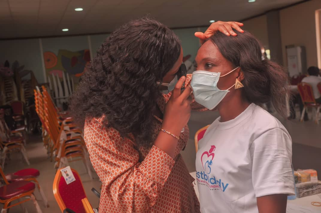 Read more about the article Lagos Assembly member, Alli-Macaulay, organises free eye test in Amuwo