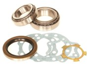FJ80 Front Wheel Bearings