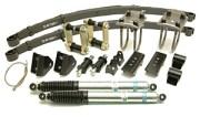 Leaf Spring Suspension Kits - Rear