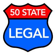 ROCK RIPPER™ 50 State Legal Toyota Headers (22R, 22RE)