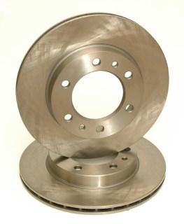 8 Hole Rotors
