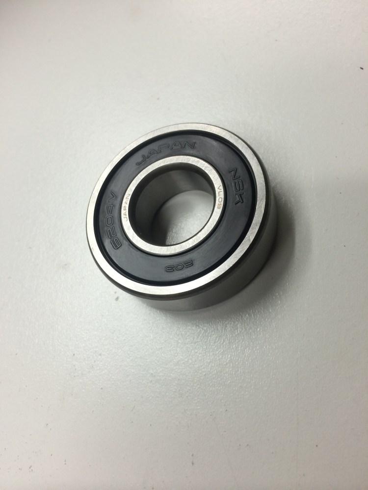 medium resolution of  22re power steering tensioner pulley bearing pwrstrbearing