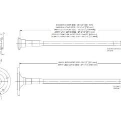 longfield sidekick tracker rear axle kit [ 1250 x 1003 Pixel ]