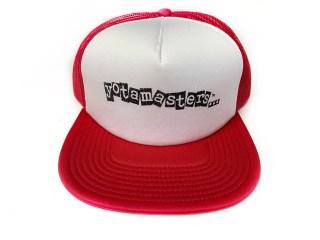 Yotamasters Red Foam Trucker Hat.