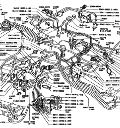 toyota pickup 22re vacuum diagram toyota 22re vacuum line diagram 1989 toyota 22re vacuum diagram 91 [ 1568 x 1112 Pixel ]