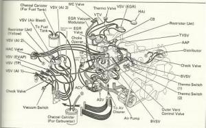Aisin Carb (1983 Model) Vacuum Diaprham?  YotaTech Forums