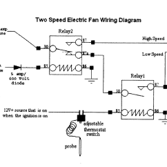 Elec Fan Wiring Diagram 99 F250 Headlight Mercury Villager Electric Swap Yotatech Forums