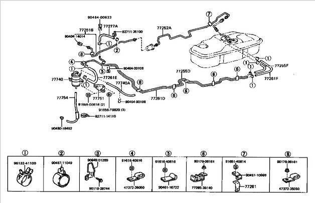 1987 toyota 22re wire diagram