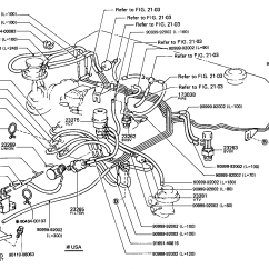 22re Igniter Wiring Diagram Simple For House 85 Toyota Vacuum 1988 Ignition