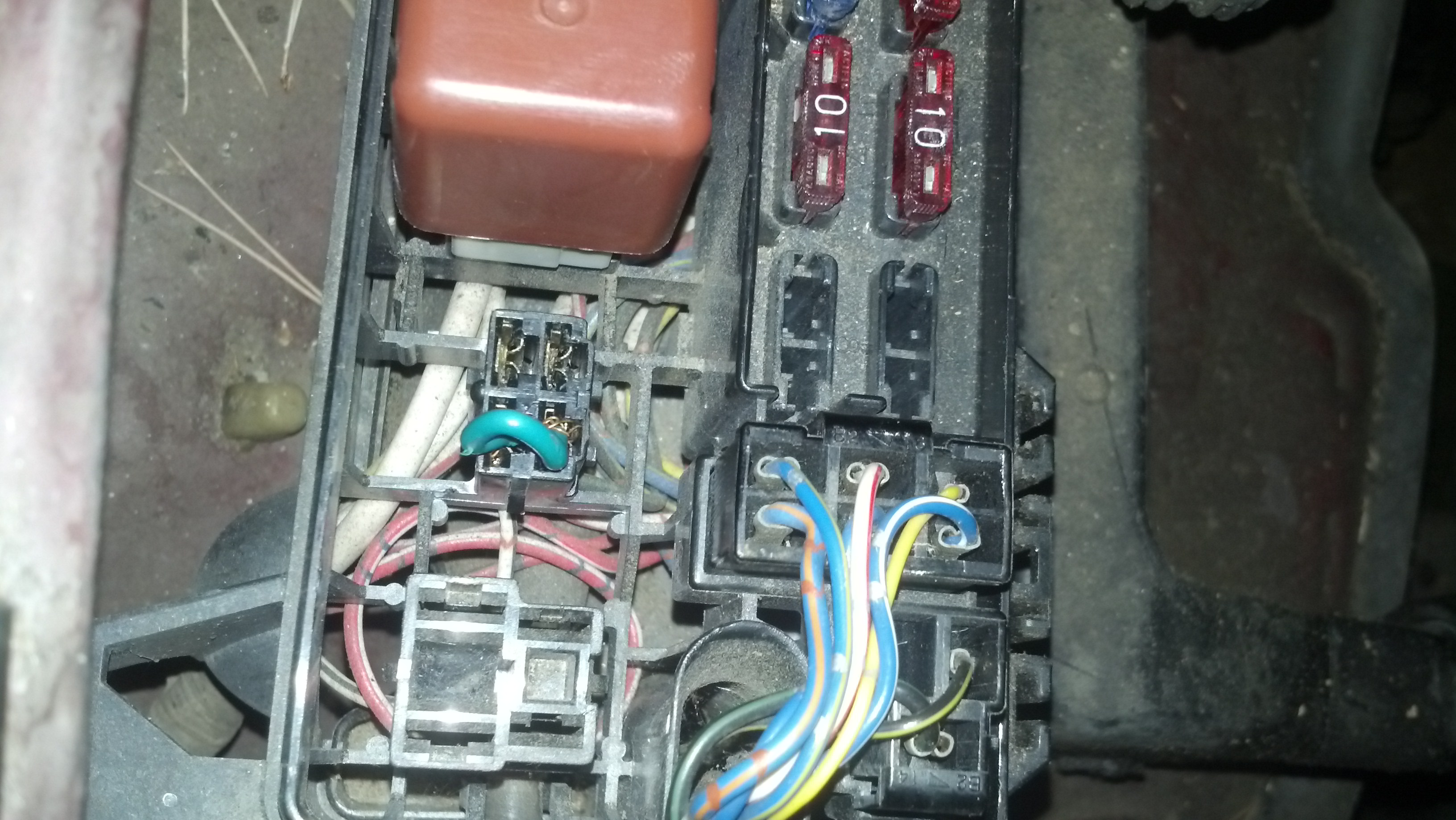 1992 toyota truck wiring diagram ge triclad induction motor fuel pump relay not working - yotatech forums