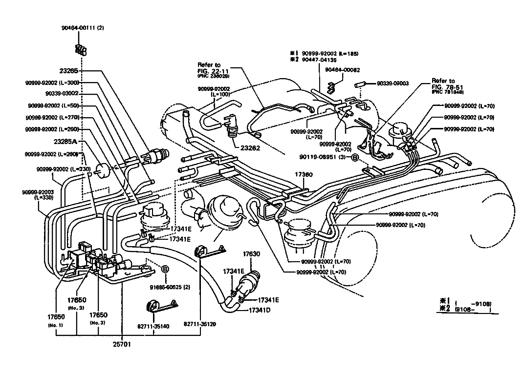 2001 corvette vacuum diagram