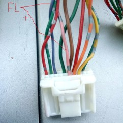 Color Wiring Diagram Car Stereo Honeywell Central Heating Default Toyota Camry 2007 Radio Wire - Yotatech Forums