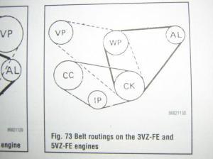 Belt Diagram  YotaTech Forums
