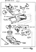 heater hose routing 3.4L 4Runner w/rear heater ASAP please