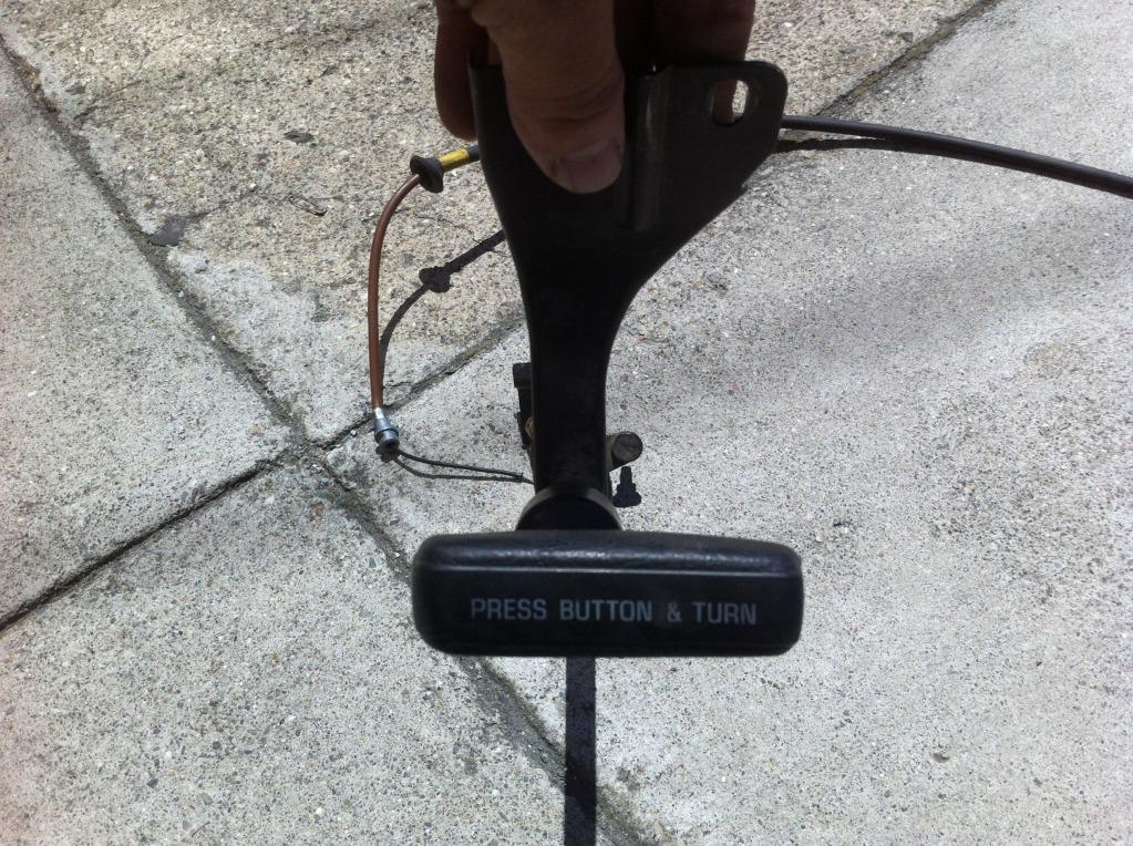 88 4runner Parking Brake Diagram