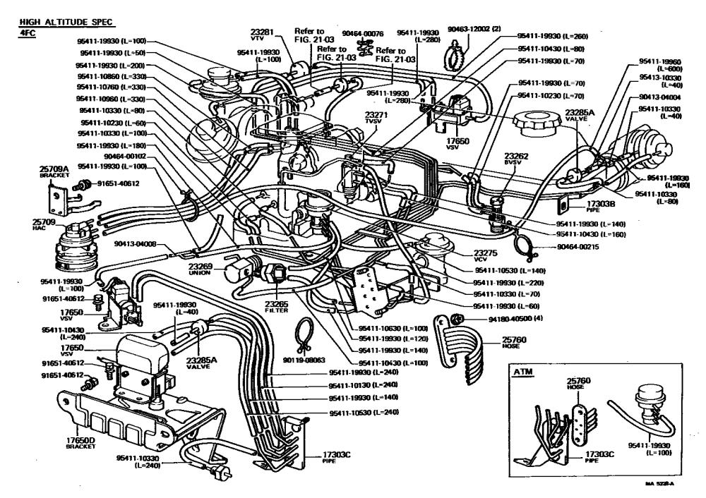 medium resolution of need a 1981 ca vacuum diagram fsm download pic is ideal
