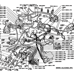 1981 Toyota Pickup Wiring Diagram Cat6 Need A Ca Vacuum Fsm Download Pic Is Ideal