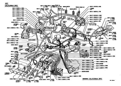 small resolution of need a 1981 ca vacuum diagram fsm download pic is ideal yotatech toyota 22r engine wiring picture of 81 toyota pickup 22r engine diagram