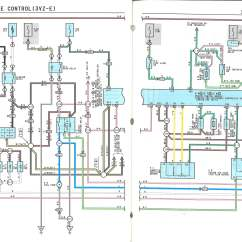 Air Conditioner Wiring Diagram Pdf Parts Of A Light Bulb $50 Bounty For This Pin-out (96 T100 5vz Into 91 Pickup 3vz) - Yotatech Forums