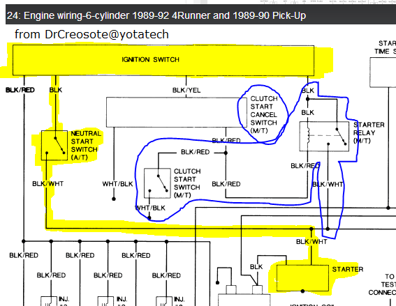 neutral safety switch wiring schematic 1999 dodge durango