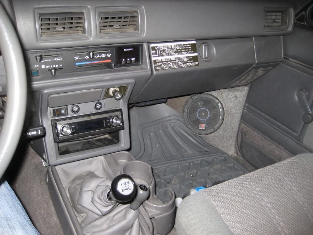 1988 toyota pickup radio wiring diagram mitsubishi l200 88 truck stereo schemes