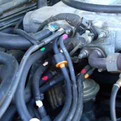 Stereo Wiring Diagram For 1994 Toyota 4runner Led Bulb Need V Vacuum Hose Help Yotatech Forums Sequoia Valve Cover Diagram. Toyota. Auto Parts ...