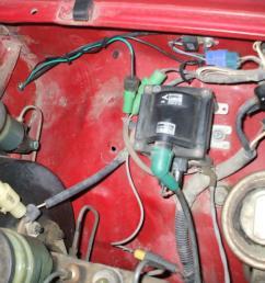 tach install 1989 pickup 4x4 22r e yotatech forums 22r tachometer wiring [ 1024 x 768 Pixel ]