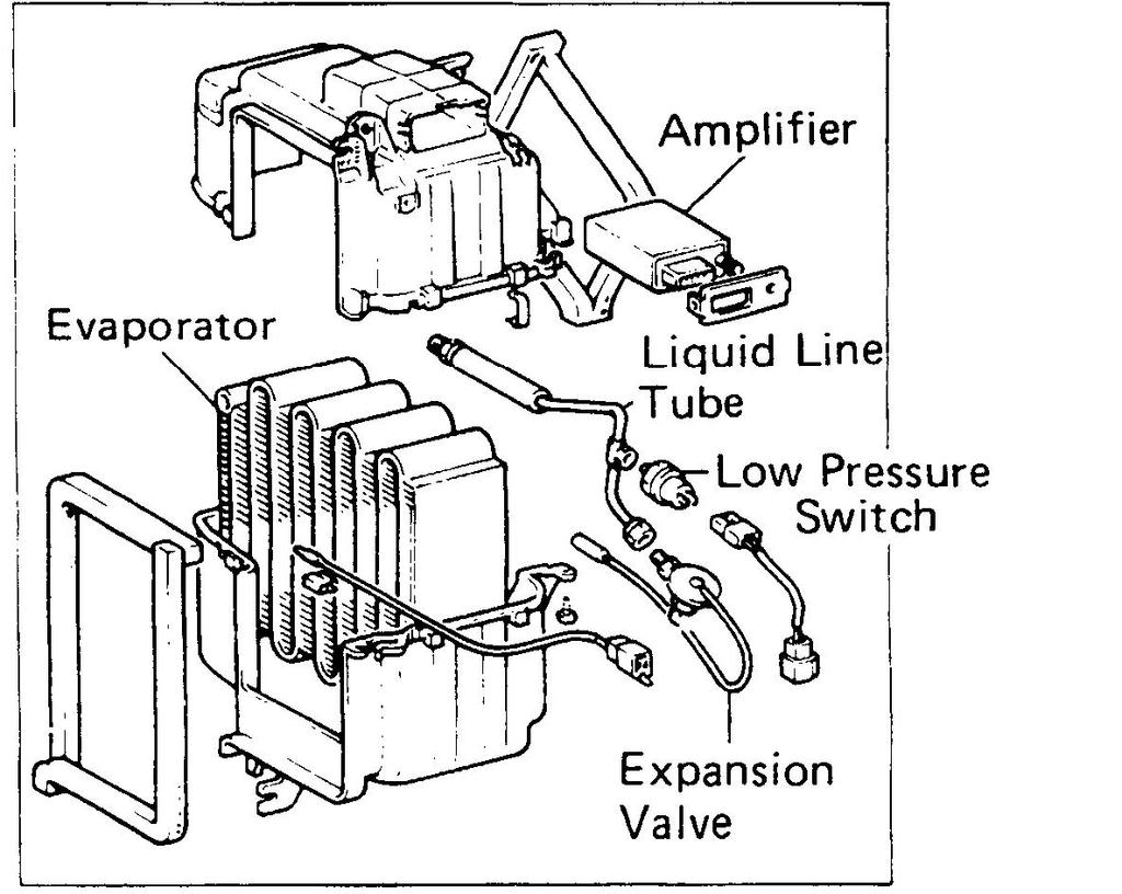 1996 Toyota 4runner Ac Diagram. Toyota. Auto Parts Catalog