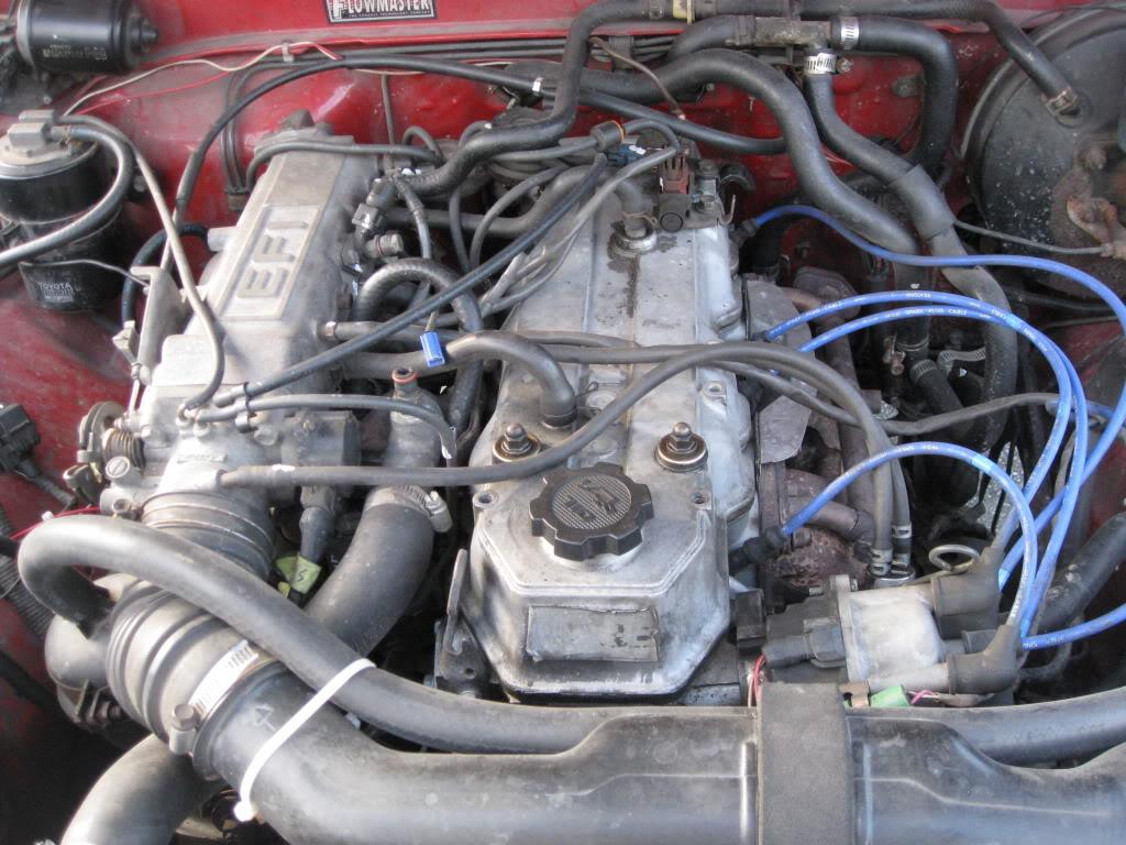 1994 toyota pickup engine diagram