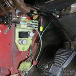 1995 Toyota 4runner Wiring Diagram Crime Scene Programs Fuse Box Dome Light Librarytoyota