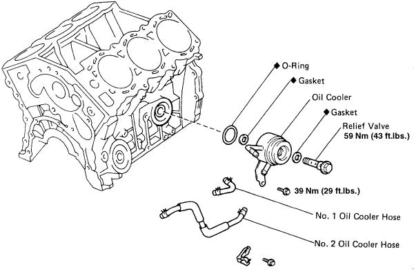 Toyota 3 0 Cooling Water Diagram. Toyota. Auto Parts