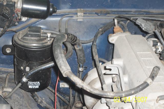 1990 Toyota Pickup Vacuum Hose Diagram Printable Wiring Diagram