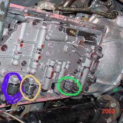 2007 Jeep Grand Cherokee Wiring Diagram Headphone Plug Transmission Solenoids Locations A340h - Yotatech Forums