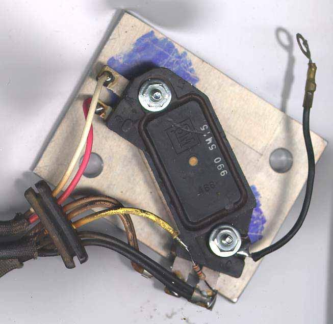 89 toyota pickup wiring diagram mitsubishi fuso 87 22r gm module conversion - yotatech forums