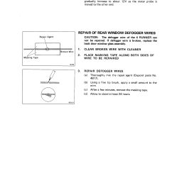 88 4runner rear widow defroster wiring help toyota truck and 4runner 88 defogger page 3 png [ 2712 x 3509 Pixel ]