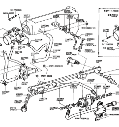 22re coolant hoses 1st gen 4runner fuel injection diagram png [ 1608 x 1152 Pixel ]