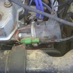 22re Ignition Coil Wiring Diagram Single Phase Motor With Capacitor Forward And Reverse 1988 Toyota 22r Engine