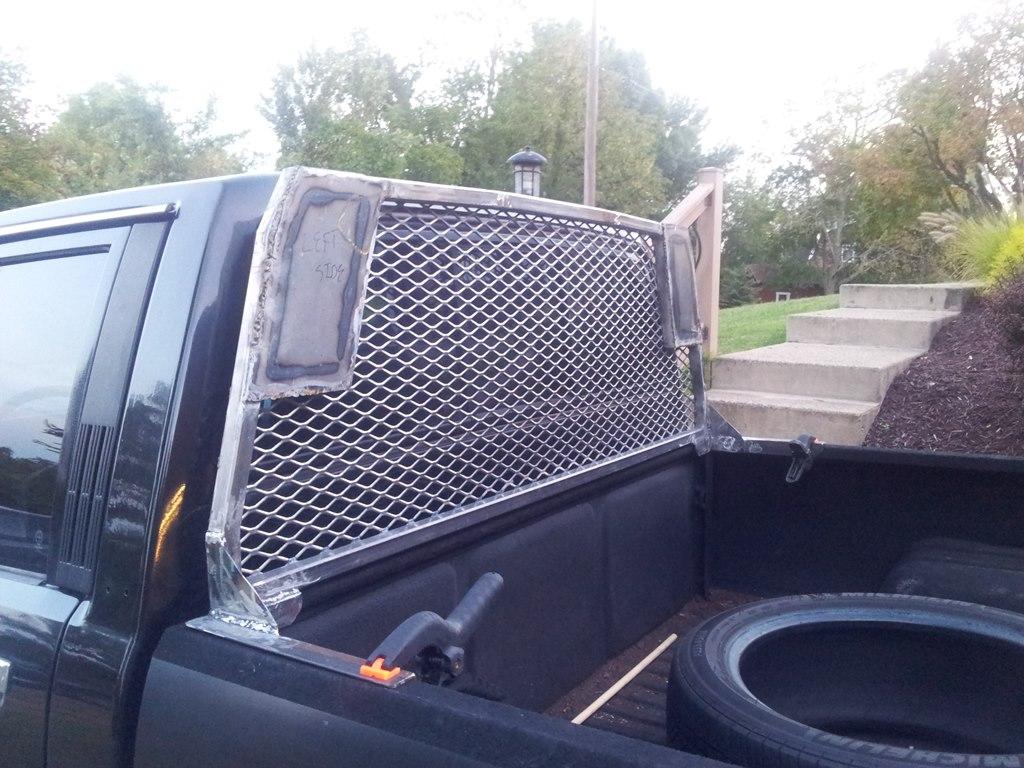 1987 Pickup DIY Headache Rack