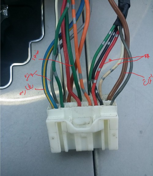 small resolution of 2007 toyota camry radio wiring diagram
